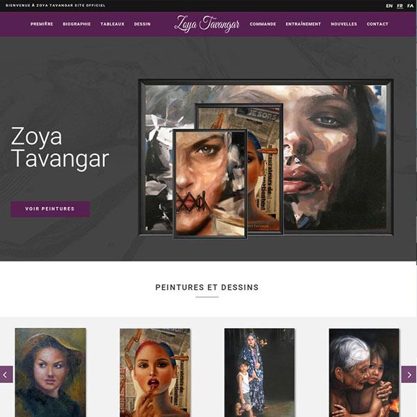 Zoya Tavangar